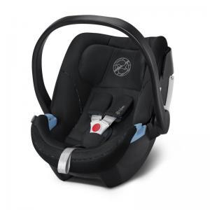 Cybex Aton 5 Infant Car Seat Urban Black (2019 fabrics)