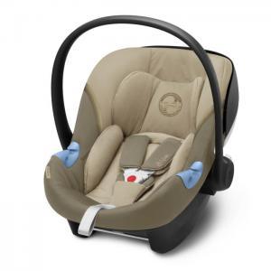 Cybex Aton M i-Size Infant Car Seat Classic Beige