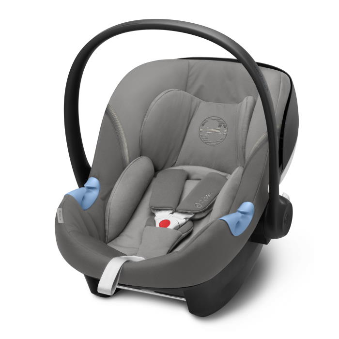 Cybex Aton M i-Size Infant Car Seat Soho Grey