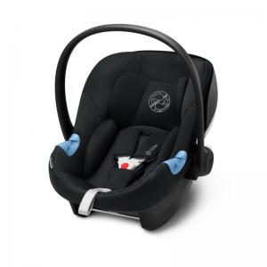 Cybex Aton M i-Size Infant Car Seat Urban Black (2019 fabrics)