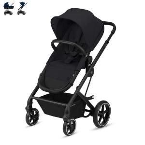 Cybex Balios S 2-in-1 Black Chassis Deep Black