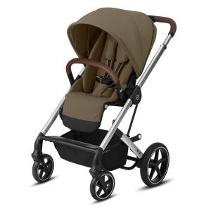 Cybex Balios S LUX Silver Chassi Classic Beige