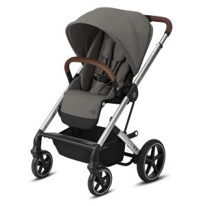 Cybex Balios S LUX Silver Chassi Soho Grey