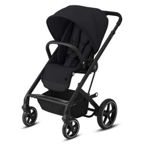 Cybex Balios S LUX Black Chassis Deep Black