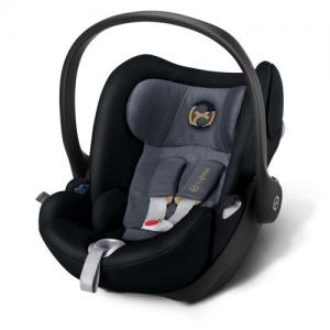 Cybex Cloud Q babyskydd Graphite Black