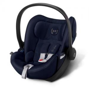 Cybex Cloud Q babyskydd Midnight Blue
