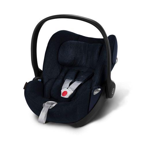 Cybex Cloud Q Plus Car Seat Midnight Blue