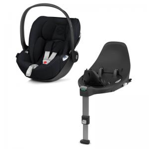 Cybex Cloud Z i-Size inkl. Base Z Deep Black