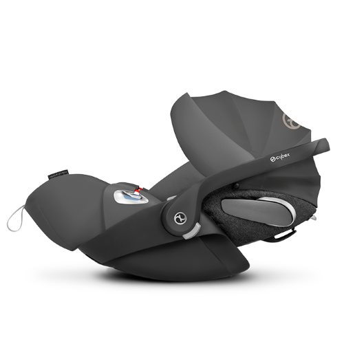 Cybex Cloud Z I-Size Infant Car Seat Manhattan Grey
