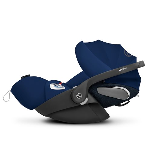 Cybex Cloud Z I-Size babyskydd Midnight Blue
