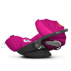 Cybex Cloud Z I-Size Infant Car Seat Passion Pink