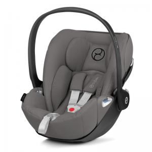 Cybex Cloud Z I-Size babyskydd Soho Grey