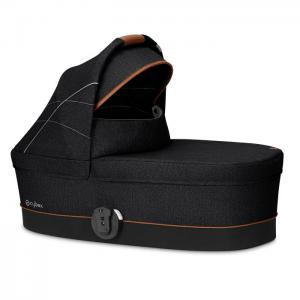 Cybex Cot S Denim - Lavastone Black ( Balios S Liggdel )