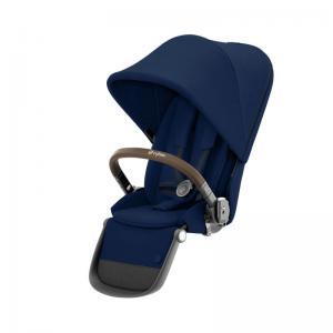Cybex Gazelle S Sittdel Taupe Ram NAVY BLUE - Syskonsittdel