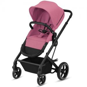 Cybex Gold Talos S 2-in-1 Svart Chassi Magnolia Pink