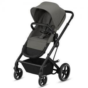 Cybex Gold Talos S 2-in-1 Svart Chassi Soho Grey