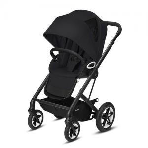Cybex Gold Talos S Lux Stroller - Svart Chassi Deep Black