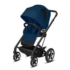 Cybex Gold Talos S Lux Stroller - Svart Chassi Navy Blue