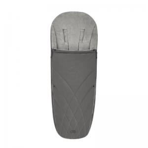 Cybex Platinum Footmuff Soho Grey