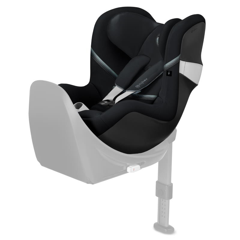 Cybex Sirona M2 i-Size Rear-facing Car Seat Deep Black