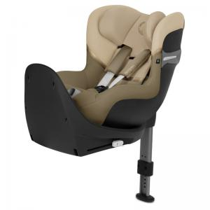Sirona S I-Size Rotating Rear-facing Car Seat Classic Beige