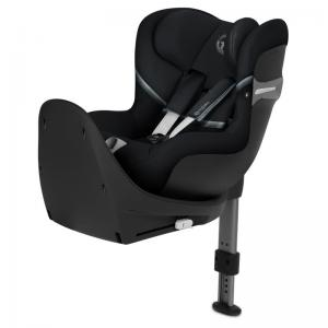 Sirona S I-Size Rotating Rear-facing Car Seat Deep Black