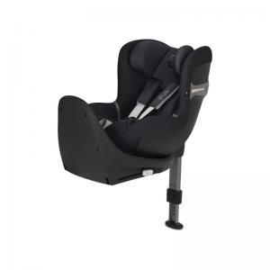 Cybex Sirona S I-Size Toddler Car Seat with integrated Base Lavastone Black