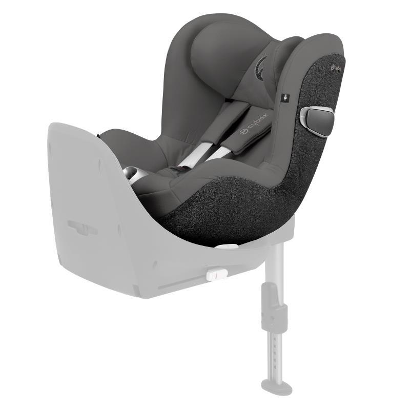 Cybex Sirona Z I-Size Rear Facing Car Seat Soho Grey