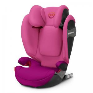 Cybex Solution S-Fix Bältesstol Passion Pink