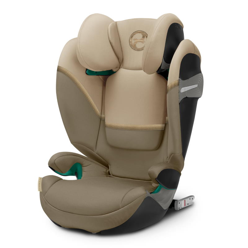Cybex Solution S I-Fix Car Seat Classic Beige