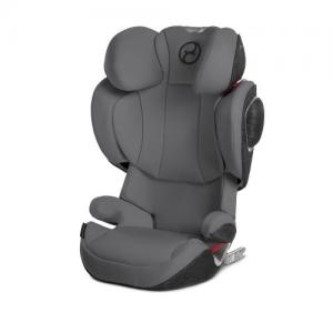 Cybex Solution Z-Fix Bältesstol Manhattan Grey