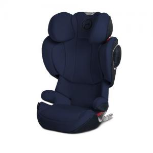 Cybex Solution Z-Fix Bältesstol Midnight Blue