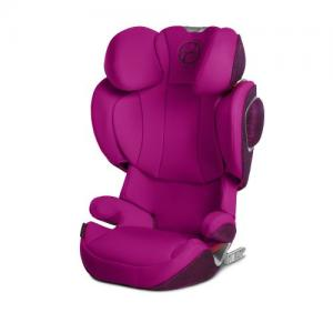 Cybex Solution Z-Fix Bältesstol Passion Pink
