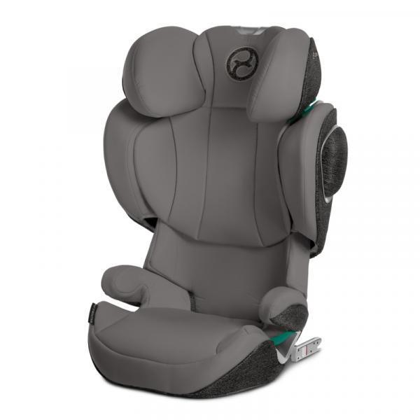 Cybex Solution Z I-Fix Car Seat Soho Grey