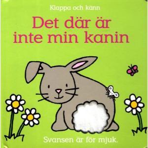 Det där är inte min kanin - Bok