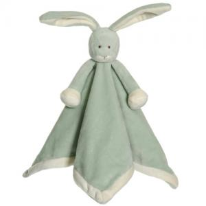 Diinglisar Teddykompaniet Cuddle Cloth Bunny Special Edition Green