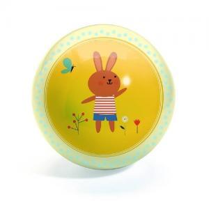 Djeco Sweety Ball Yellow Cat & Rabbit