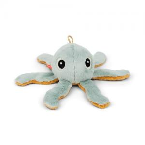 Done By Deer Activity Toy Tiny Rattle Jelly Blue