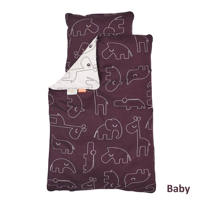 Done By Deer Bedlinen Baby Sleepy Powder