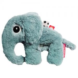 Done By Deer Gosedjur Cuddle Cute Elphee Elefant Blå