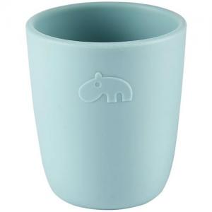 Done By Deer Mini Mug In Silicone Blue