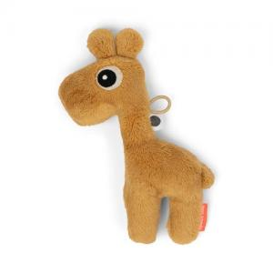 Done By Deer Sensory Rattle - Tiny Raffi Mustard