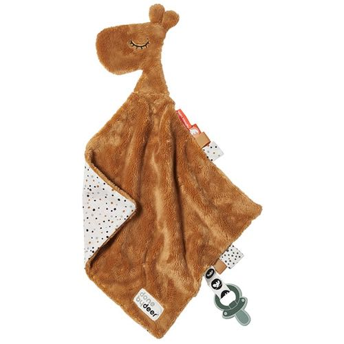 Done By Deer Cuddly Giraffe Raffi Mustard