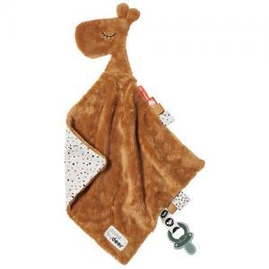 Done By Deer Snuttefilt Giraff Raffi Senapsgul