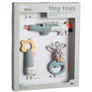 Done By Deer Tiny toys Gift set Aktivitetsleksaker