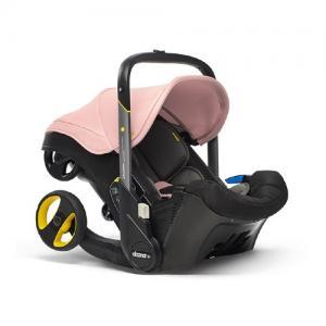 doona+ Babyskydd Vagn Blush Pink Rosa
