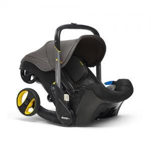 doona+ Babyskydd Vagn Grey Hound Grå