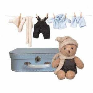 Egmont Toys Morris With Clothes In a Case Teddy