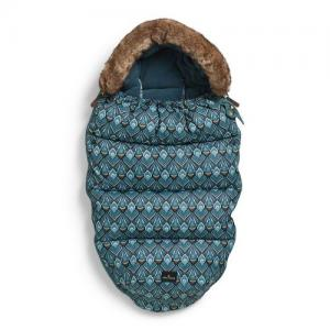 Elodie Details Footmuff Everest Feathers