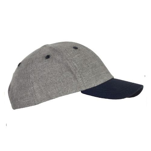En Fant Cap Grey Melange